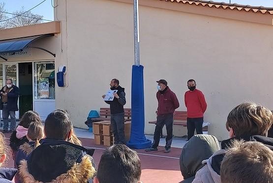 Νέο Σιδηροχώρι: Μαθητές δημοτικού «προστατεύουν» το Κιρκινέζι