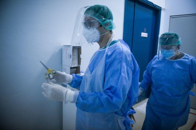 Κοροναϊός: Γιατροί από τα νοσοκομεία Αλεξανδρούπολης και Ξάνθης στην Αττική