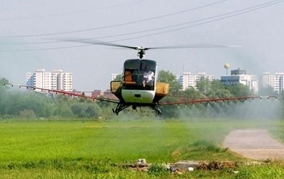 Πρόγραμμα ψεκασμών για την καταπολέμηση των κουνουπιών