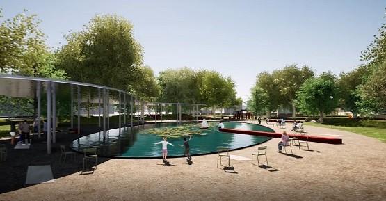 Αποκαλυπτήρια για το αρχιτεκτονικό σχέδιο πλατείας Ειρήνης και πάρκου Αγ. Παρασκευής στην Κομοτηνή