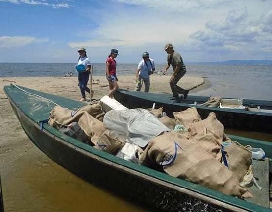 Εθελοντές καθάρισαν το Δέλτα του Έβρου