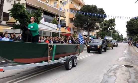 Οι καλυβιέρηδες του Δέλτα Έβρου ετοιμάζονται για την παρέλαση της 28ης Οκτωβρίου