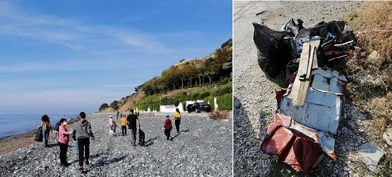 Μαθητές της Σαμοθράκης ανέλαβαν δράση και καθάρισαν το περιβάλλον!