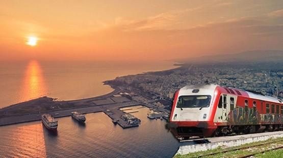 Και η Αλεξανδρούπολη μέσα στα 6 μεγάλα σιδηροδρομικά έργα 3,3 δισ. ευρώ