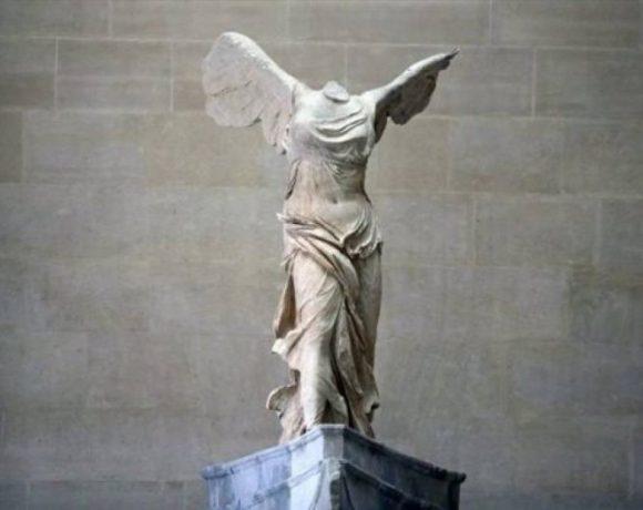 Έφτασε στη Σαμοθράκη το δεύτερο αντίγραφο του αγάλματος της Νίκης